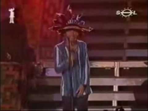 Jamiroquai -Main Vein (Live at Fila Forum Milan 2001)