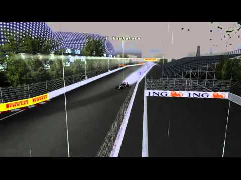TN - Cingapura F1 2015 (Force India) by Tiago Tsukahara