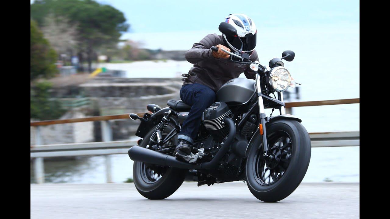 Moto Guzzi V9 Review Road Test | Visordown.com