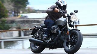 Moto Guzzi V9 Review Road Test   Visordown.com