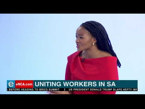 Saftu calls for workers across the country to unite
