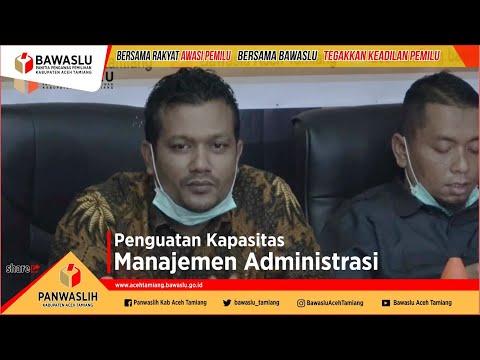 Penguatan Kapasitas Manajemen Administrasi