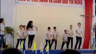 [MINHLONG] h'ren lên rẫy - Đuốc Hồng Khóa IV - 2014