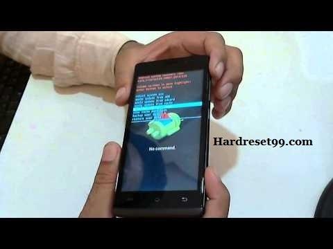 Lava Iris Fuel F2 Hard reset, Factory Reset & Password Recovery