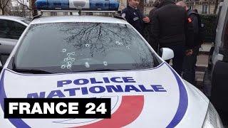 #URGENT - Fusillade à Paris :