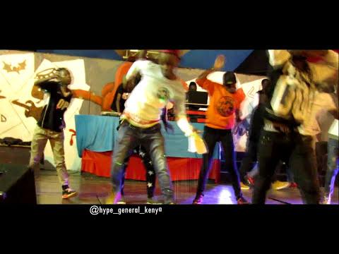 CHEKI VILE dance HYPESET