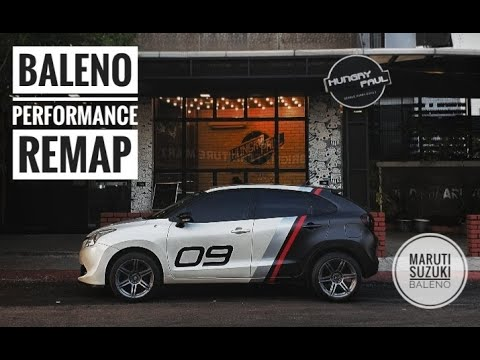 Baleno Modified  HALF BODY WRAPPED BALENO  TUNED BALENO  PETE'S PERFORMANCE REMAP  EXCITED TOO DRIVE