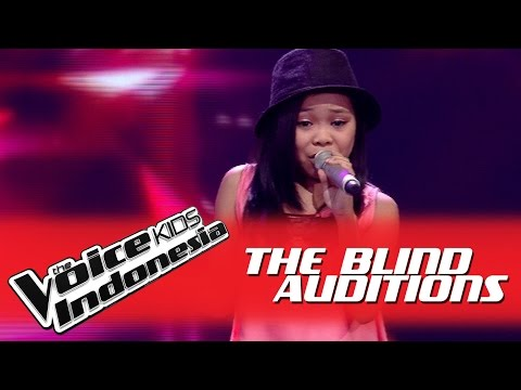 "Ayumi ""Brave"" I The Blind Auditions I The Voice Kids Indonesia GlobalTV 2016"