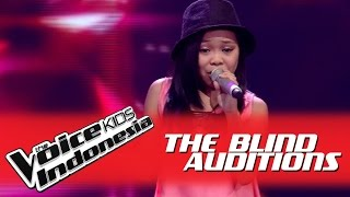 """Ayumi """"Brave"""" I The Blind Auditions I The Voice Kids Indonesia GlobalTV 2016"""
