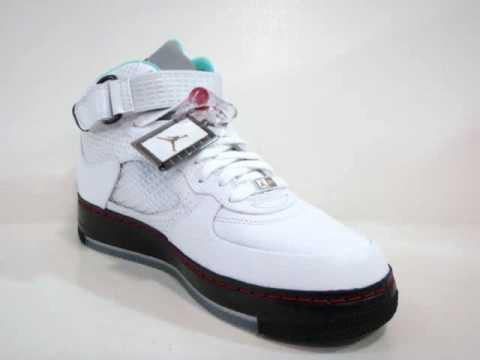 80a6bf8a68a3 Nike Air Jordan AJF 5 Fusion - YouTube