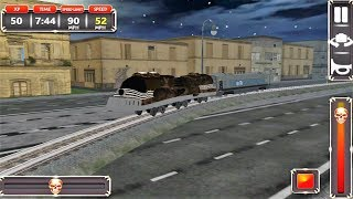 Ghost Rider Train Simulator Mobile Game