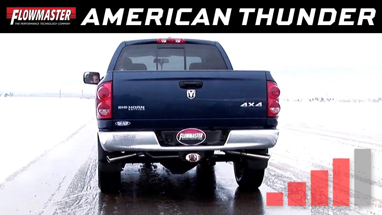 2003 08 Dodge Ram 2500 3500 5 7l American Thunder Cat