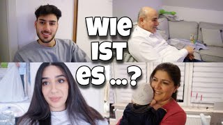 INTERVIEW MIT DER FAMILY ❤️😅 VLOG ❯ CANSIN ❤︎
