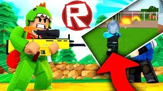 FORTNITE W ROBLOXIE! ( BATTLE ROYALE SYMULATOR) | ROBLOX!