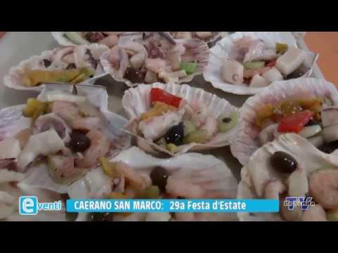 EVENTI - Caerano San Marco - 29a Festa d'Estate