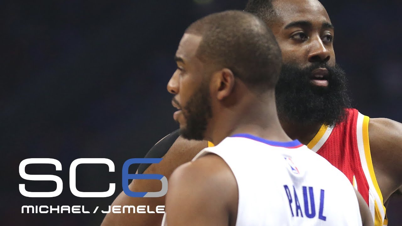 Can Chris Paul And James Harden Co Exist On Rockets Sc June