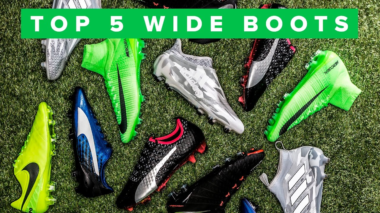 92e04e0c0e63 TOP 5 BOOTS FOR WIDE FEET - YouTube