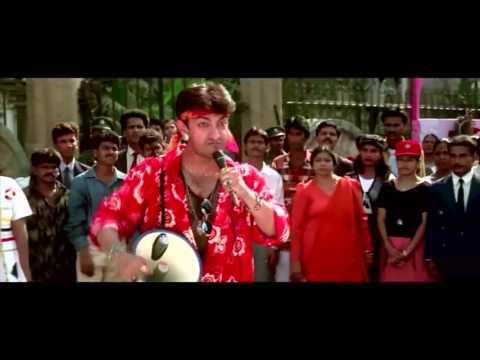 Aamir Khan And Ajay Devgan Comedy Scene Ishq Movie