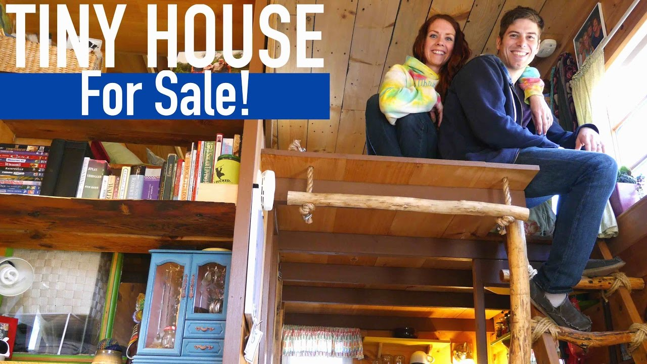 FOR SALE Gorgeous Tiny House On Wheels 20K YouTube