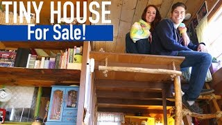 For Sale- Gorgeous Tiny House On Wheels $20k