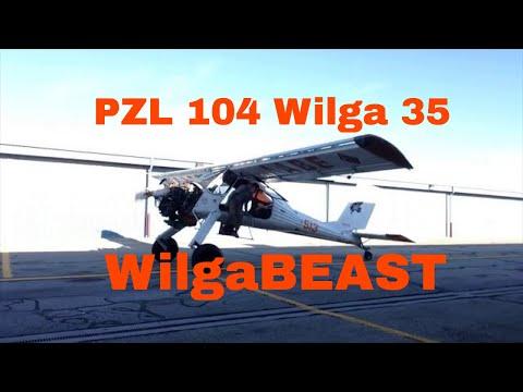 Ten Years of the WilgaBeast, PZL 104 Wilga 35. Polish Aircraft
