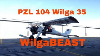 Video Ten Years of the WilgaBeast, PZL 104 Wilga 35. Polish Aircraft download MP3, 3GP, MP4, WEBM, AVI, FLV Juli 2018