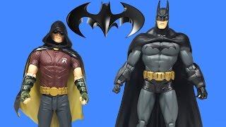 Oyuncak | DC Collectibles Batman Arkham City | Batman Kara Şövalye ve Robin | Süper Oyuncaklar