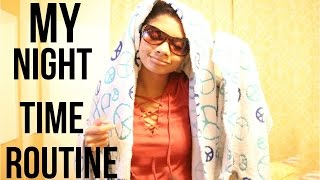 Repeat youtube video MY REAL NIGHT TIME ROUTINE 2016