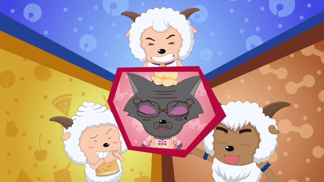 喜羊羊與灰太狼 媽媽樂瘋狂 30隱形斗篷 |Pleasant Goat and Big Big Wolf:Love you Babe |中文版全集【超清1080P】 - YouTube