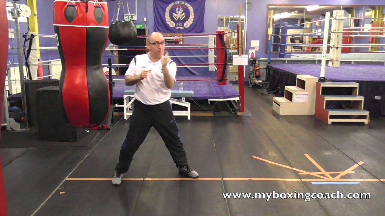 How to Improve Boxing Footwork