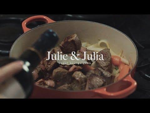 영화 '줄리앤줄리아' 속 뵈프 부르기뇽 : Boeuf Bourguignon from the movie 'Julie & Julia'   Honeykki 꿀키