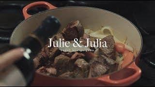 영화 '줄리앤줄리아' 속 뵈프 부르기뇽 : Boeuf Bourguignon from the movie 'Julie & Julia' | Honeykki 꿀키