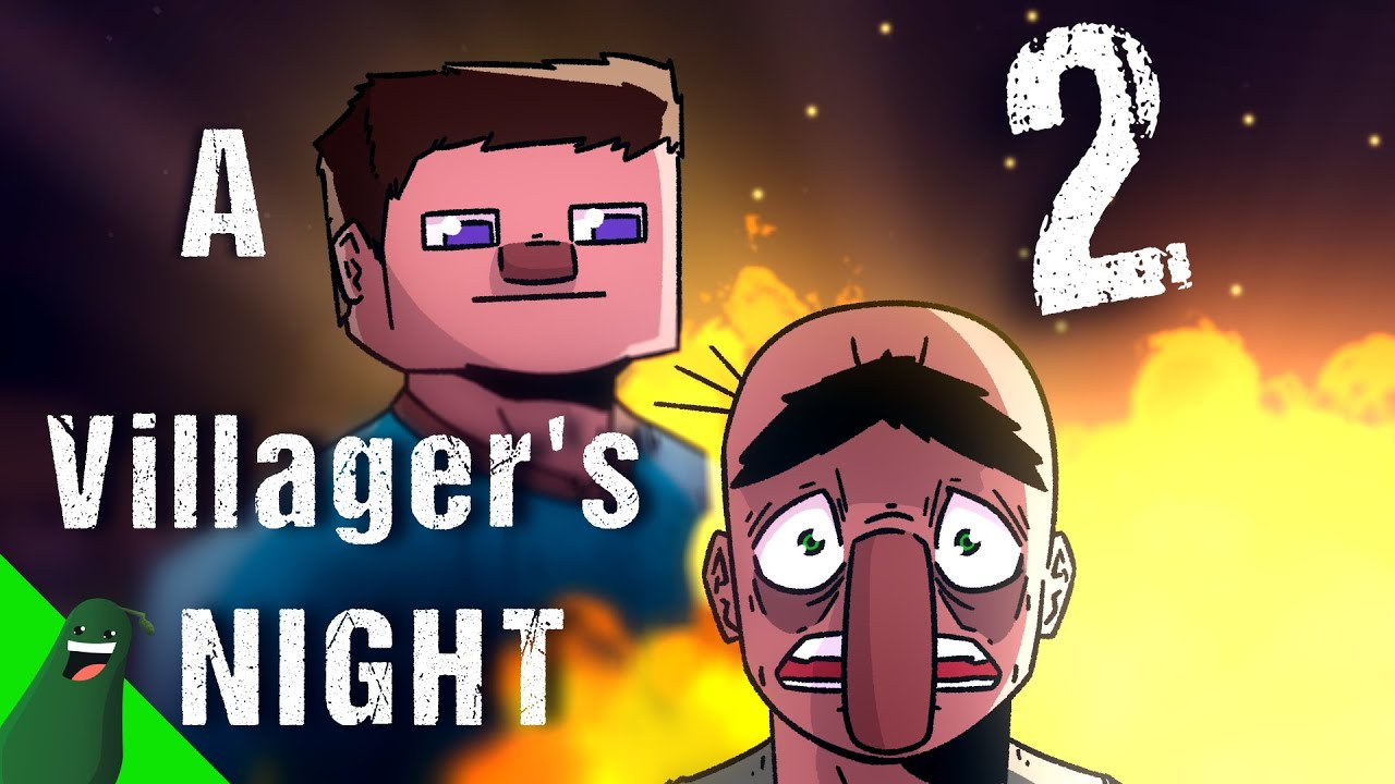 Download Minecraft: A Villager's Night PT2 (Animation)