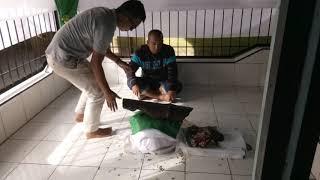 Meriam Puntung Desa Sukanalu Tanah Karo (Split Cannon Sukanalu Tanah Karo) Part 1