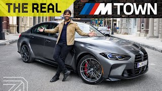 The REAL BMW M-Town! Mr.AMG Invades in the New M3 Competition!