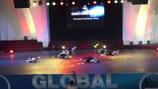 Global Dance Fest 2015 - Contemporary Adults Small group