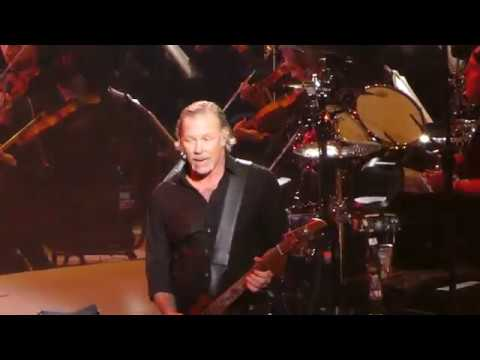 Anne Erickson - Watch Metallica Wrap Up Their Weekend with the San Francisco Symphony