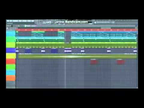 Martin Garrix - Animals Edistys Remix Free MP3 - in FL Studio