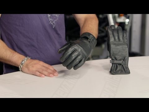 REV'IT! Nassau H2O Gloves Review at RevZilla.com