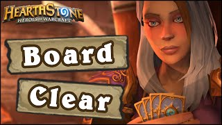 [Hearthstone] Board Clear
