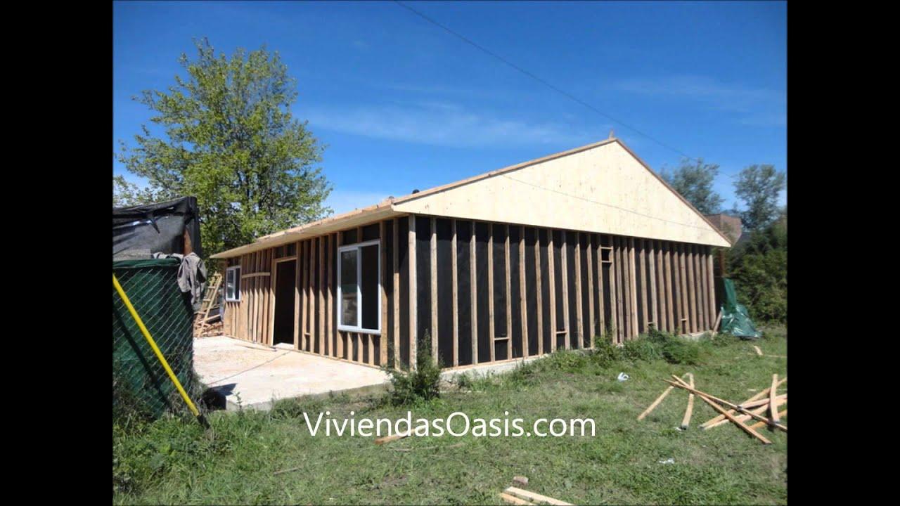 Construcci n de casas prefabricadas en argentina - Construccion de casas prefabricadas ...