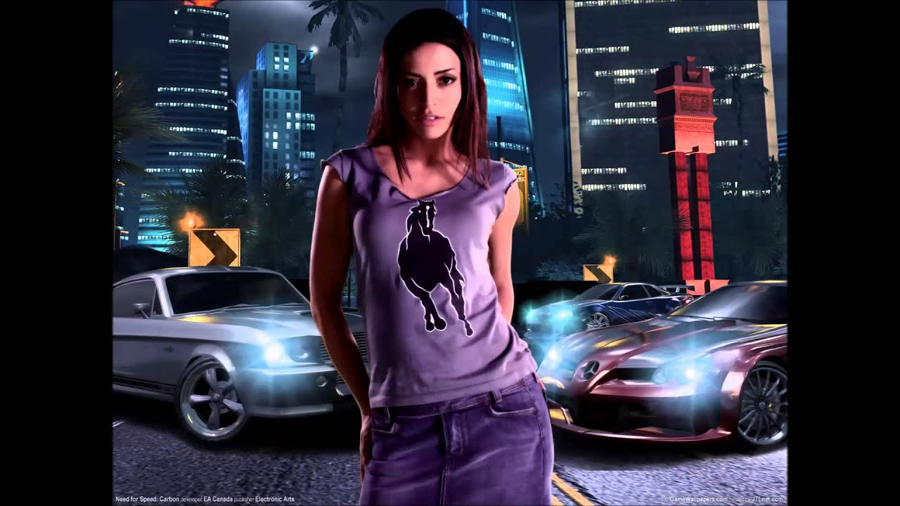 Nfs Carbon Cars Wallpaper Tigarah Girl Fight Need For Speed Carbon Youtube