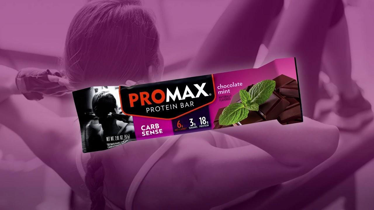 Promax Protein Bars
