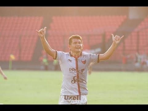 Fecha 16: resumen de Colón - Argentinos Juniors