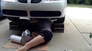 A Girl's Guide on How to Change Your Oil