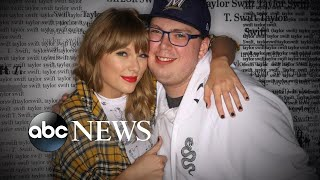 Pizza delivery hero meets Taylor Swift