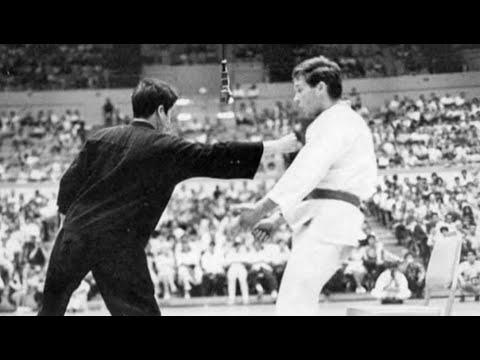 DK Yoo's Philosophy Explaining Bruce Lee's One Inch Punch