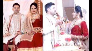 Actress Jyothi Krishna's GRAND Reception Video