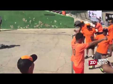 En vacaciones, Teo Gutiérrez se divierte en Barranquilla