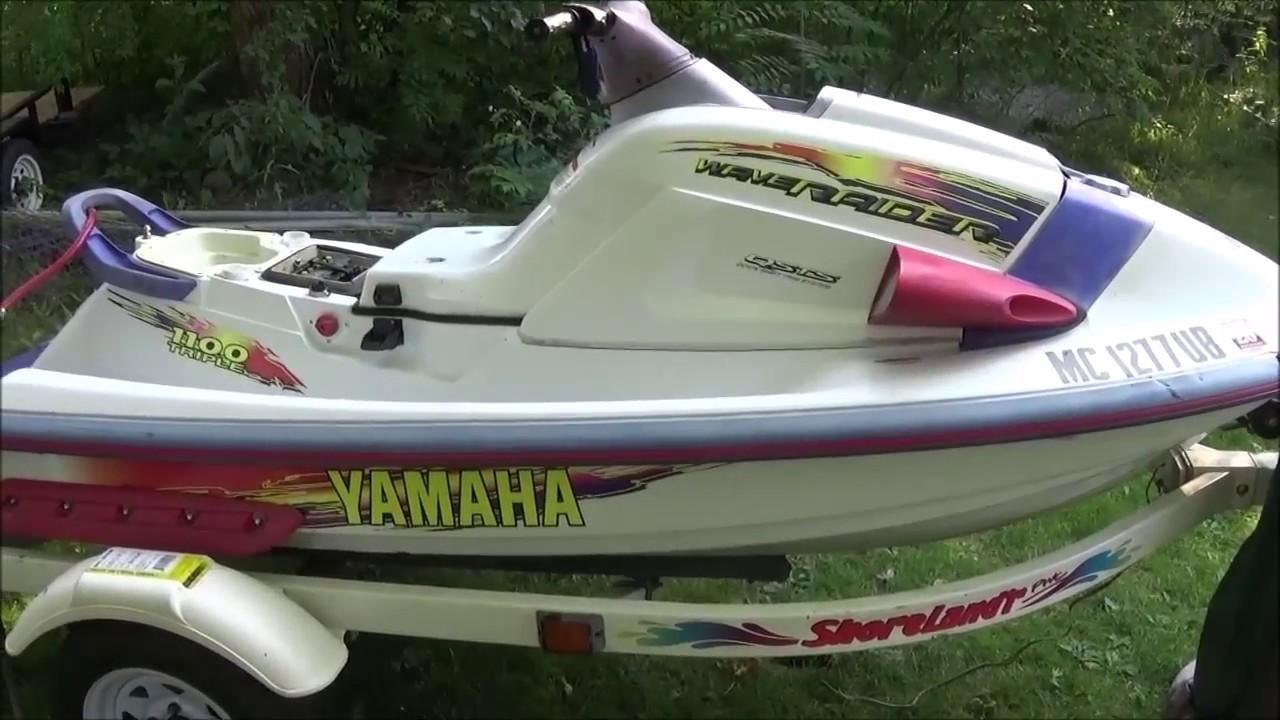 medium resolution of how to use a flush hose kit on 1996 yamaha wave raider runner 1100